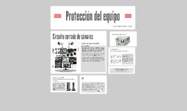 Copy of Protección del equipo