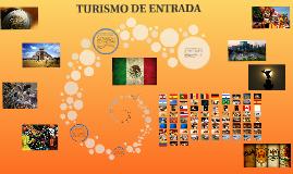 TURISMO DE ENTRADA
