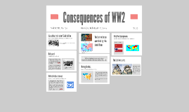 Consequences of WW2