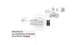 Copy of Las Aventuras de Fermín en el Barrio Yungay