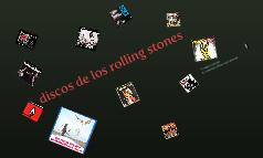 discos de los rolling stones