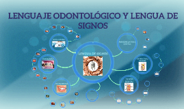 Copy of LENGUAJE ODONTOLÓGICO Y LENGUA DE SIGNOS