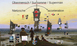 Nadčlověk / Übermensch / Surhomme / Superman