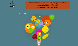Copy of Especialización en Educación Superior y Tics