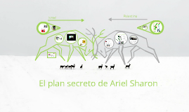 El plan secreto de Sharon