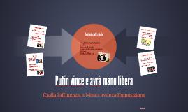 Putin vince e avrà mano libera
