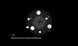 Copy of NIVELES DE LECTURA CRITICO INTERTEXTUAL