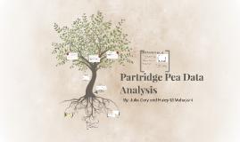 Partridge Pea Data Analysis