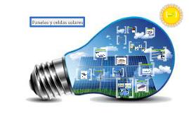 Paneles y celdas solares