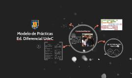 Modelo de Prácticas Ed. Diferencial UdeC