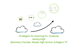 Strategies for teaching ELL Students