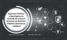 [Artigo]Aspectos Políticos