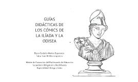Copy of Trabajo Fin de Máster: Guías Didácticas de los cómics de la Ilíada y la Odisea