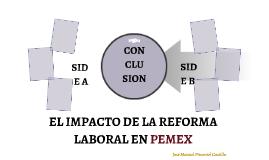 EL IMPACTO DE LA REFORMA LABORAL EN PEMEX