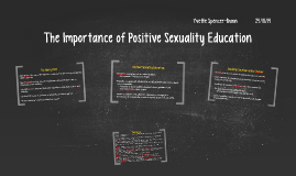 The Importance of Positive Sexuality Education