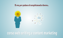 Corso web writing e content marketing