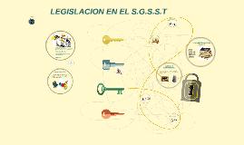 LEGISLACION EN EL S.S.S.T