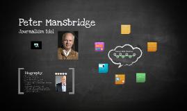 Peter Mansbridge