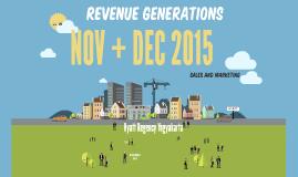 Revenue Generations Hyatt Regency Yogyakarta - November 2015
