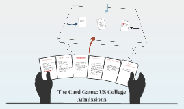 The card game or US College admissions