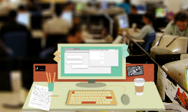 Copy of Free Prezi Template : Workstation