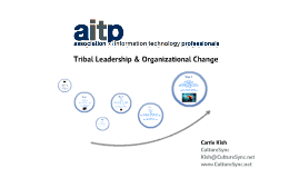 Copy of Tribal Leadership - AITP
