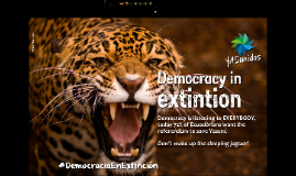 EXPRESS Democracy in Extinction  CNE: Mechanisms of a Fraud Foretold