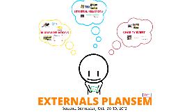 Externals Plansem