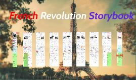 French Revolution Storybook