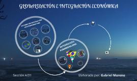 Globalización e Integración