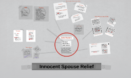 Innocent Spouse Relief