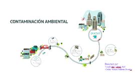 Contaminación Ambiental- Propedéutico de Habilidades Básicas de Lectura