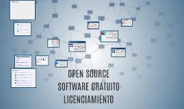 Copy of OPEN SOURCE, SOFTWARE GRATUITO Y LICENCIAMIENTO
