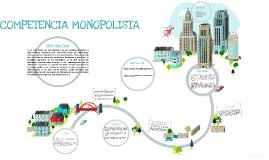 Copy of COMPETENCIA MONOPOLISTA