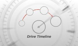 Drive Timeline
