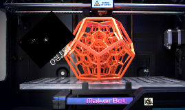 Copy of Revolutionary & Extraordinary 3D Printing