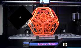 Copy of Revolutionary & Extraordinary 3D Printing