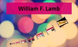 William F. Lamb