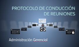 Copy of Protocolo para la conducción de reuniones