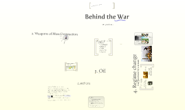 Behind the War