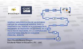 Proyecto TFM UOC