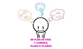 Copy of PLAN DE VIDA Y CARRERA