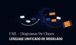 UML - Diagramas De Clases
