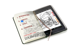 Copy of Will a Tablet Replace your Moleskine?