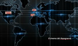 Il cinema del dopoguerra: USA, Francia, Inghilterra, Italia