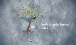 Family Story by Ramon Flores