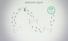 Copy of Játékosítás alapok