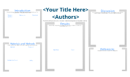 Copy of Mini-Poster Template