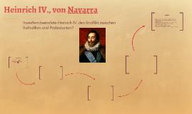Heinrich IV., von Navarra