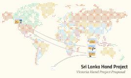 Sri Lanka Hand Project